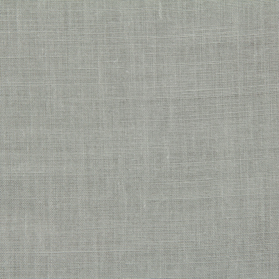 LINEN, WOOL AND CASHMERE SOLIDS Light Linen Fabric - Surf