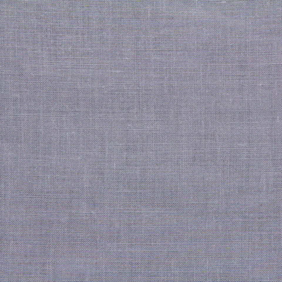 LINEN, WOOL AND CASHMERE SOLIDS Light Linen Fabric - Lavender