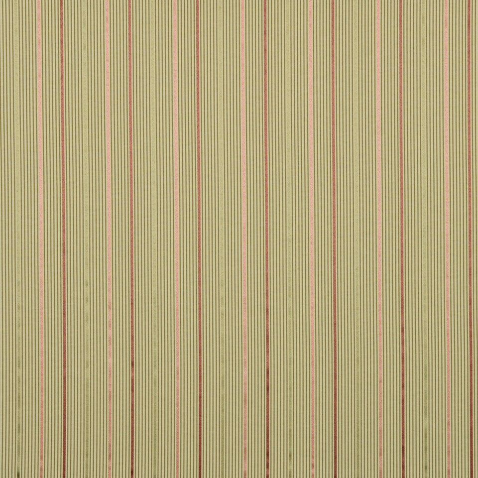 COOL Bradys Stripe Fabric - Dusty Rose