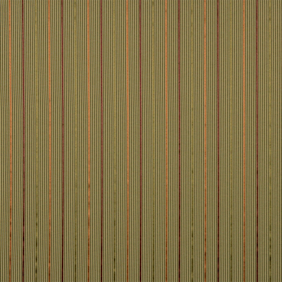 WARM Bradys Stripe Fabric - Citrus