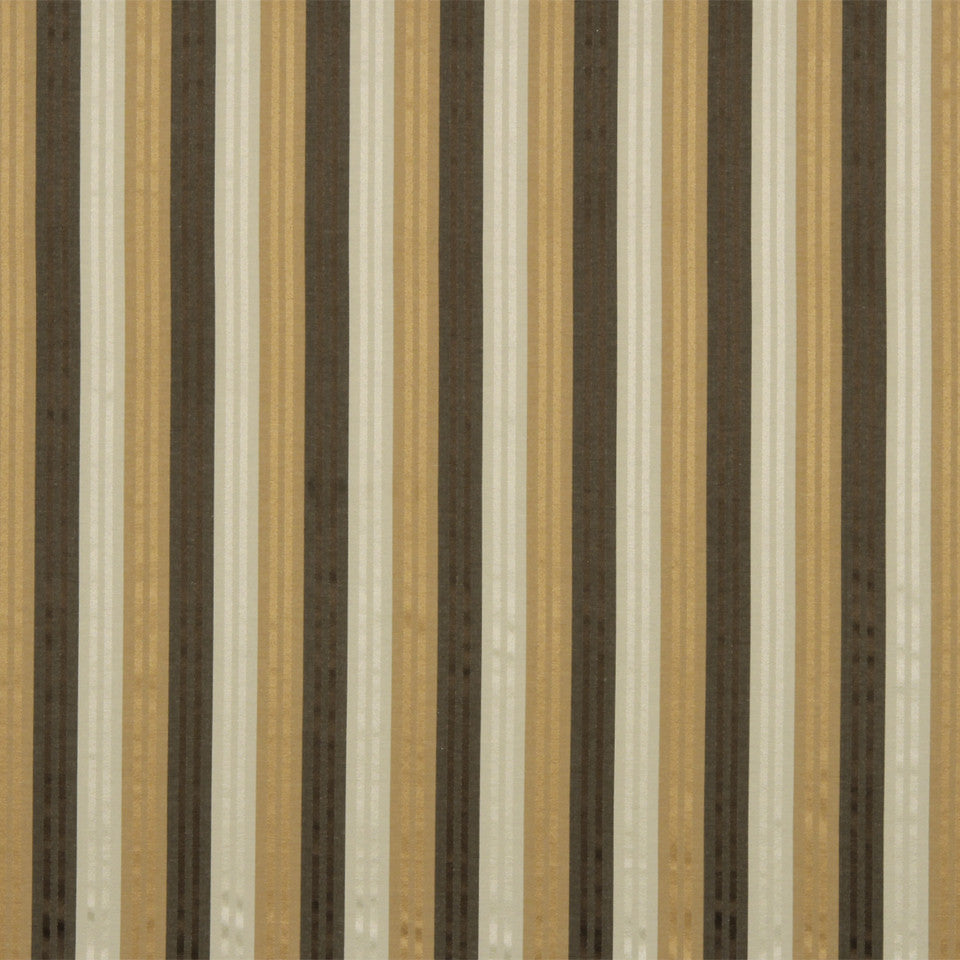 WARM Radiant Stripe Fabric - Cappuccino