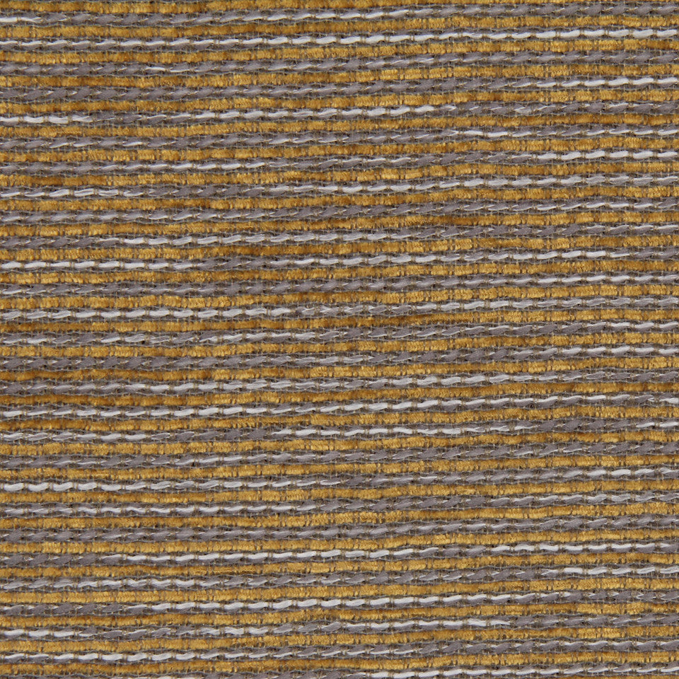 MODERN South Coast Fabric - Mustard