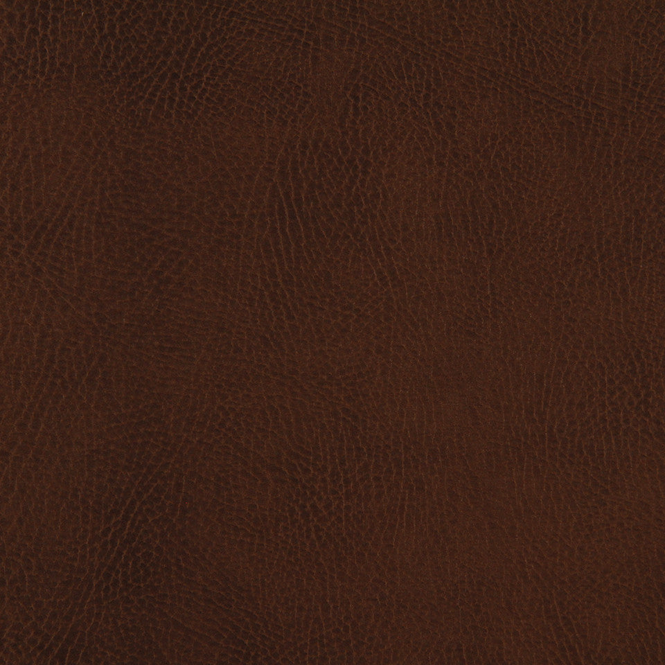 FAUX LEATHER II Nubuckston Fabric - Chestnut