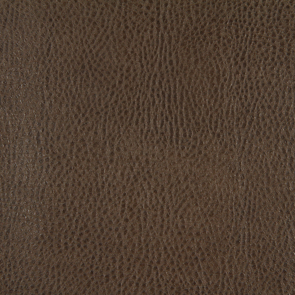 Faux Leather Textures Dagett Fabric - Portobello