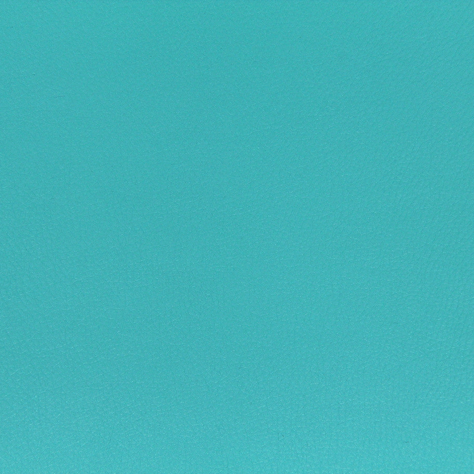 PERFORMANCE UPHOLSTERY/NANO-TEX  DURABLOCK/FAUX LEATHER Splash Fabric - Teal