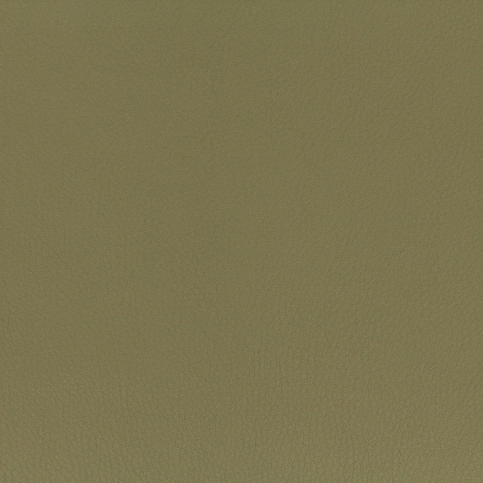 PERFORMANCE UPHOLSTERY/NANO-TEX  DURABLOCK/FAUX LEATHER Splash Fabric - Moss
