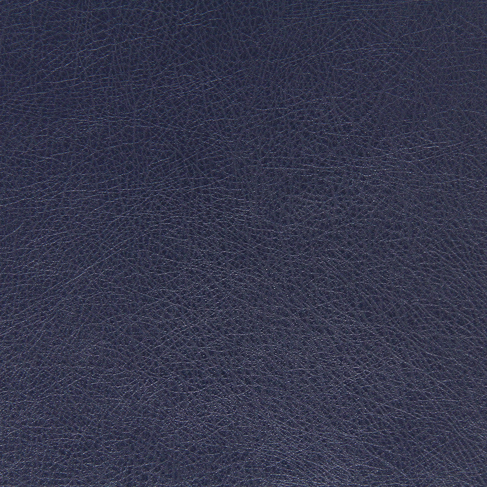 FAUX LEATHER II Brutus Fabric - Midnight