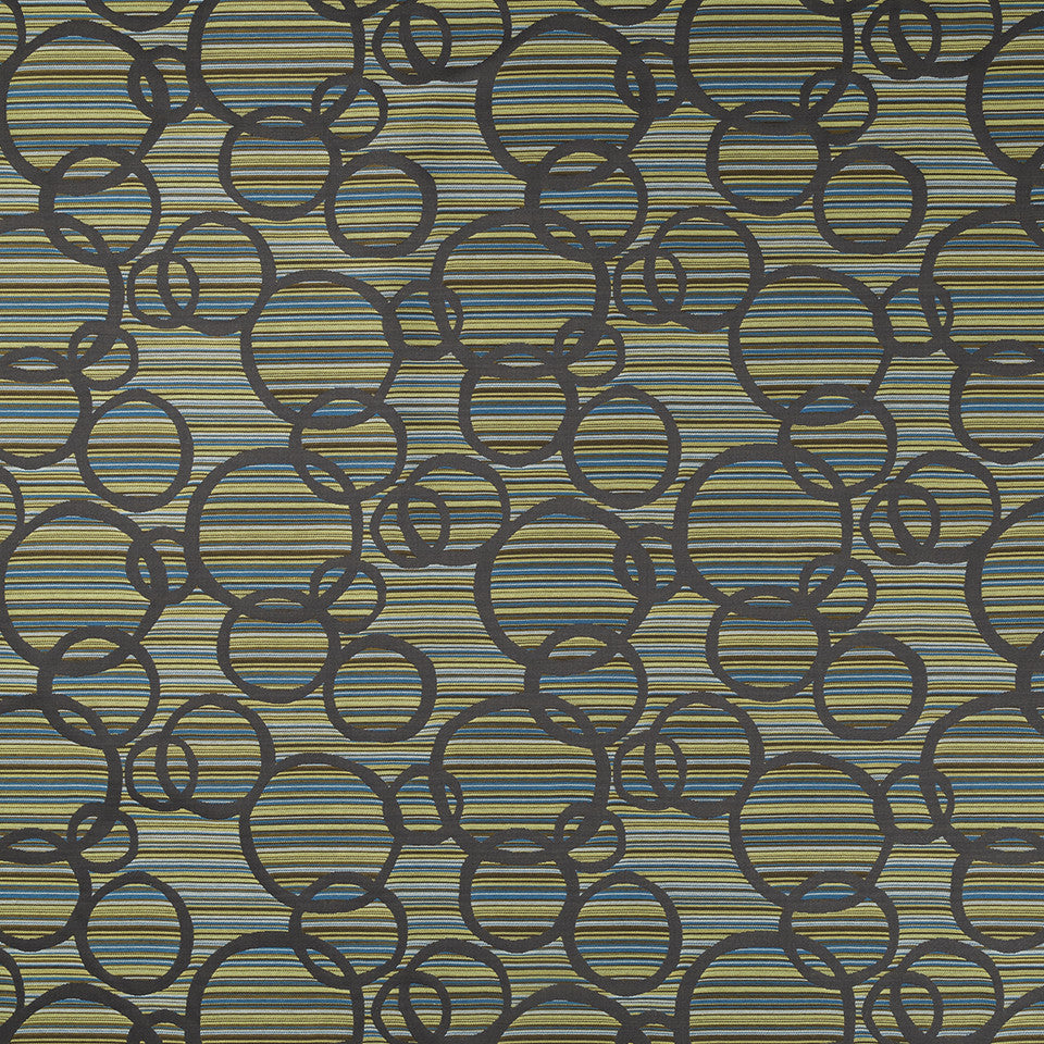 MODERN III Swiss Range Fabric - Aquatic