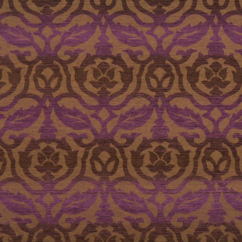 MODERN Ombre Frame Fabric - Orchid