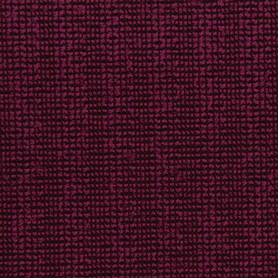 ORCHID-MANDARIN-WHIRLPOOL Boucle Solid Fabric - Orchid
