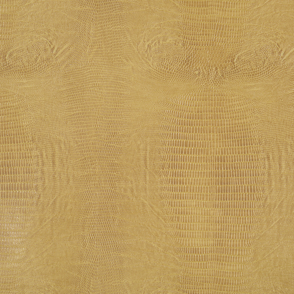 FAUX LEATHER II Izzy Fabric - Camel