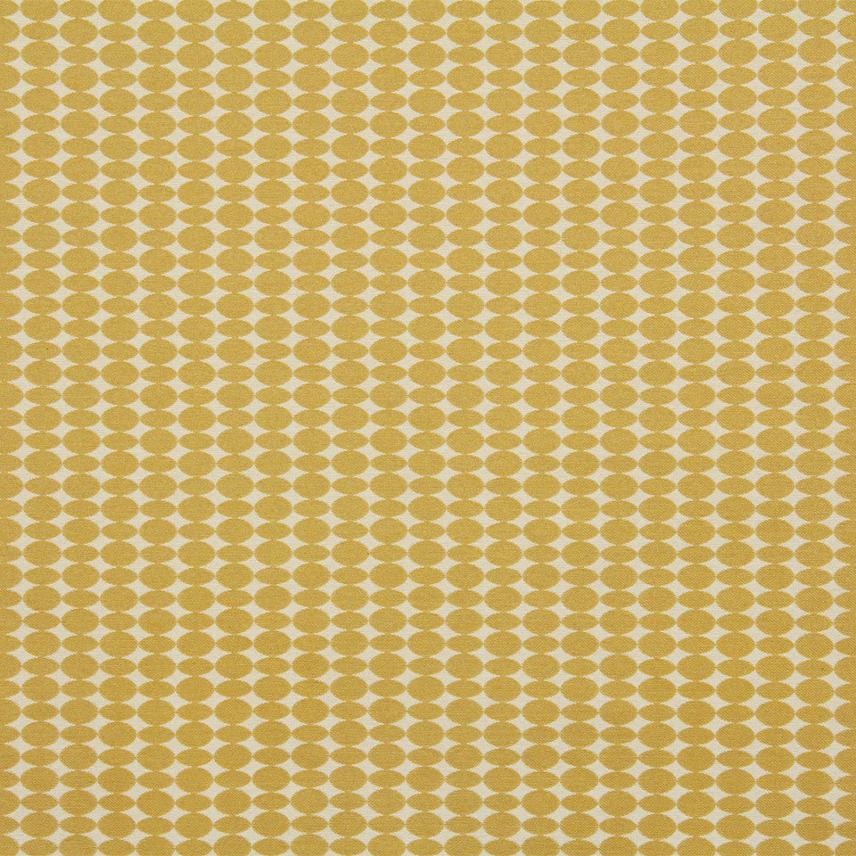 DWELLSTUDIO GLOBAL MODERN LUXE Almonds Fabric - Citrine