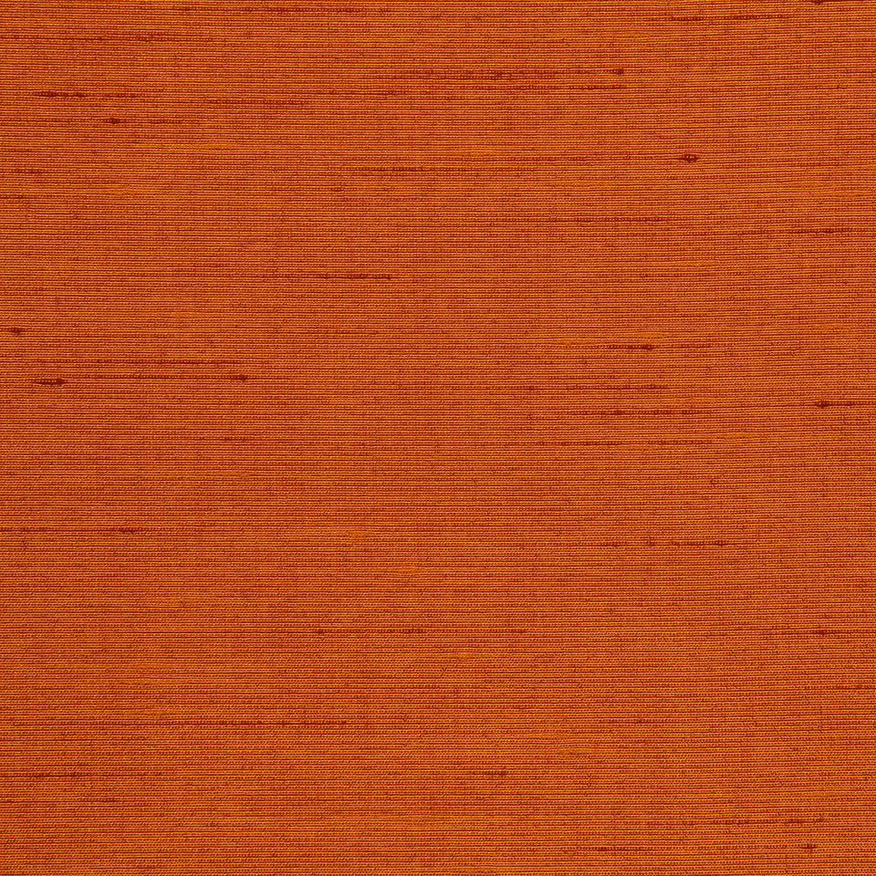 DWELLSTUDIO MODERN LUXURY PRINTS Luxury Dupioni Fabric - 126-Persimmon