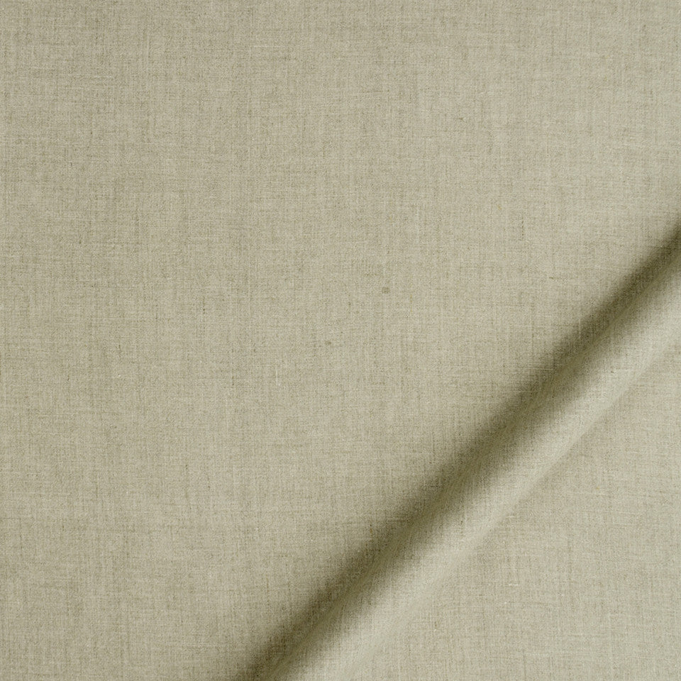 DRAPEABLE LINEN Kilrush II Fabric - Natural