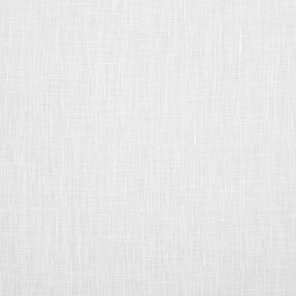 DRAPEABLE LINEN Kilrush II Fabric - White