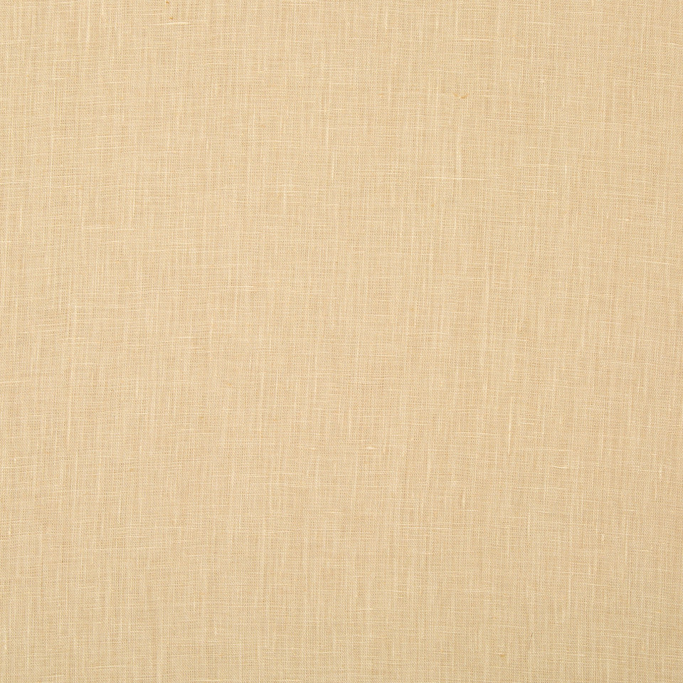 DRAPEABLE LINEN Kilrush II Fabric - Parchment