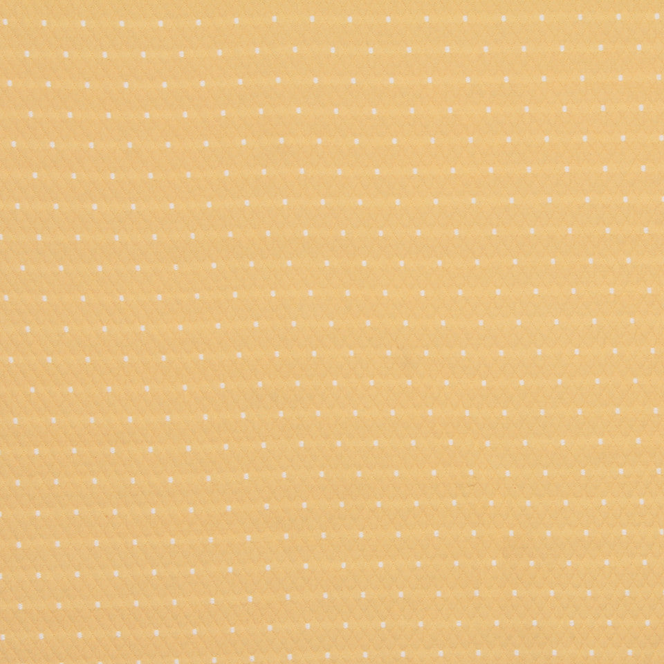 MATELASSES Diamas Dot Fabric - Sunshine