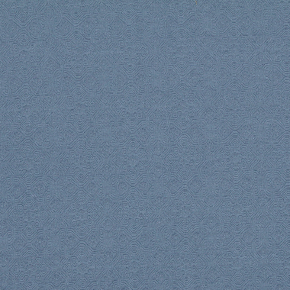 MATELASSES Unique Imprint Fabric - Chambray