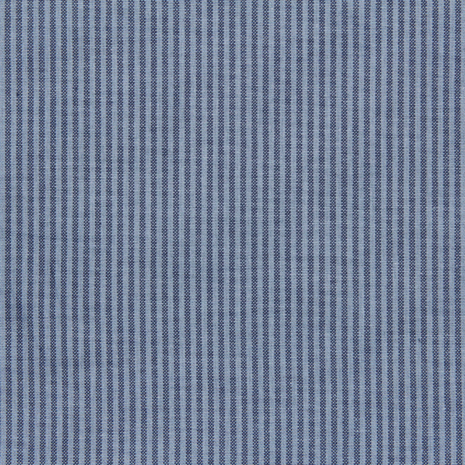 MARINER-COASTAL-NAVY Oxford Unquilt Fabric - Seaside