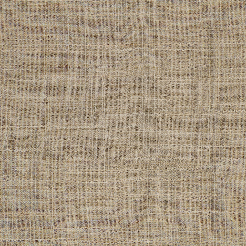 DRAPEABLE LINEN LOOKS Korinthos Fabric - Grain