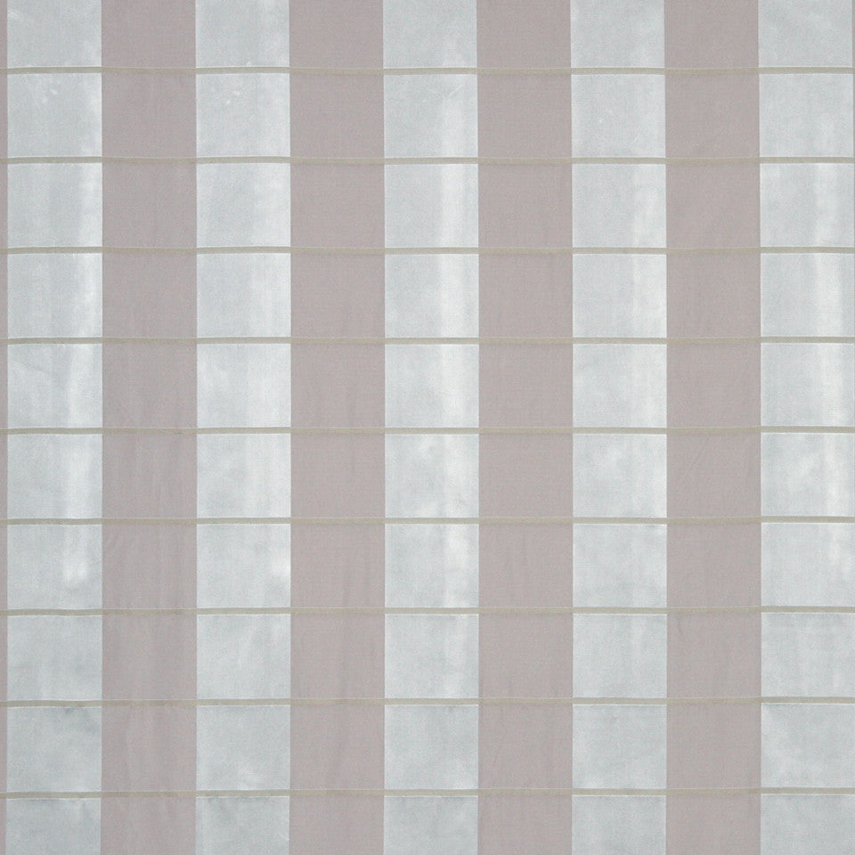 MOONSTONE Palette Plaid Fabric - Moonstone
