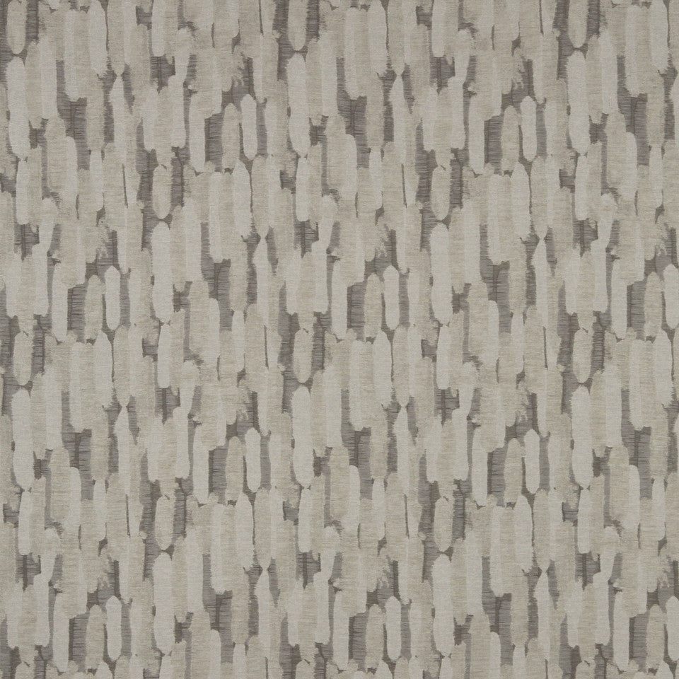 SILVER Canyon Rivers Fabric - Silver