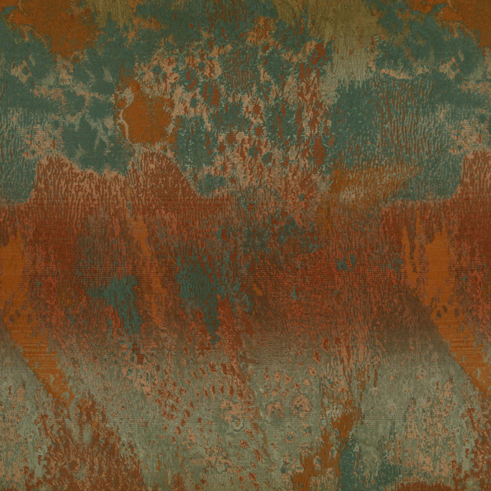 MODERN SILK II Provocation Fabric - Molten