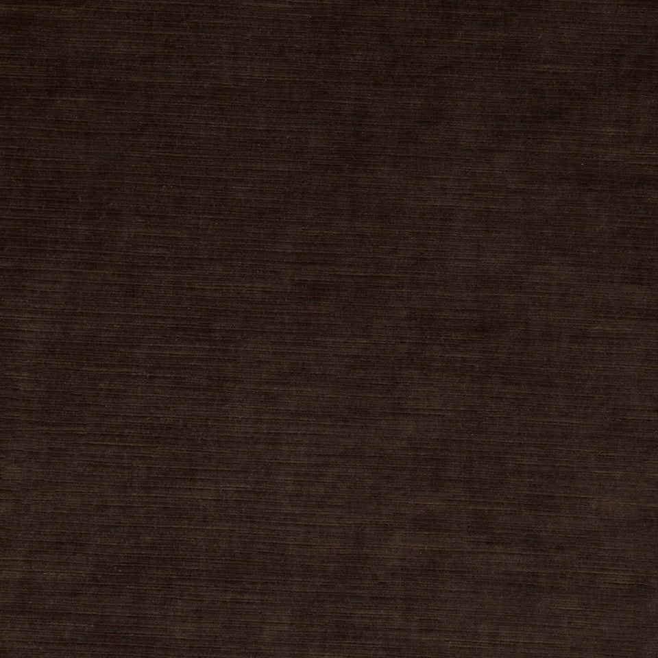 VELVET LUXE Soft Velvet Fabric - Walnut