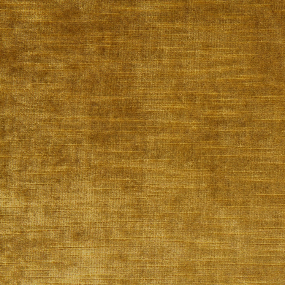VELVET LUXE Savoy Fabric - Butterscotch