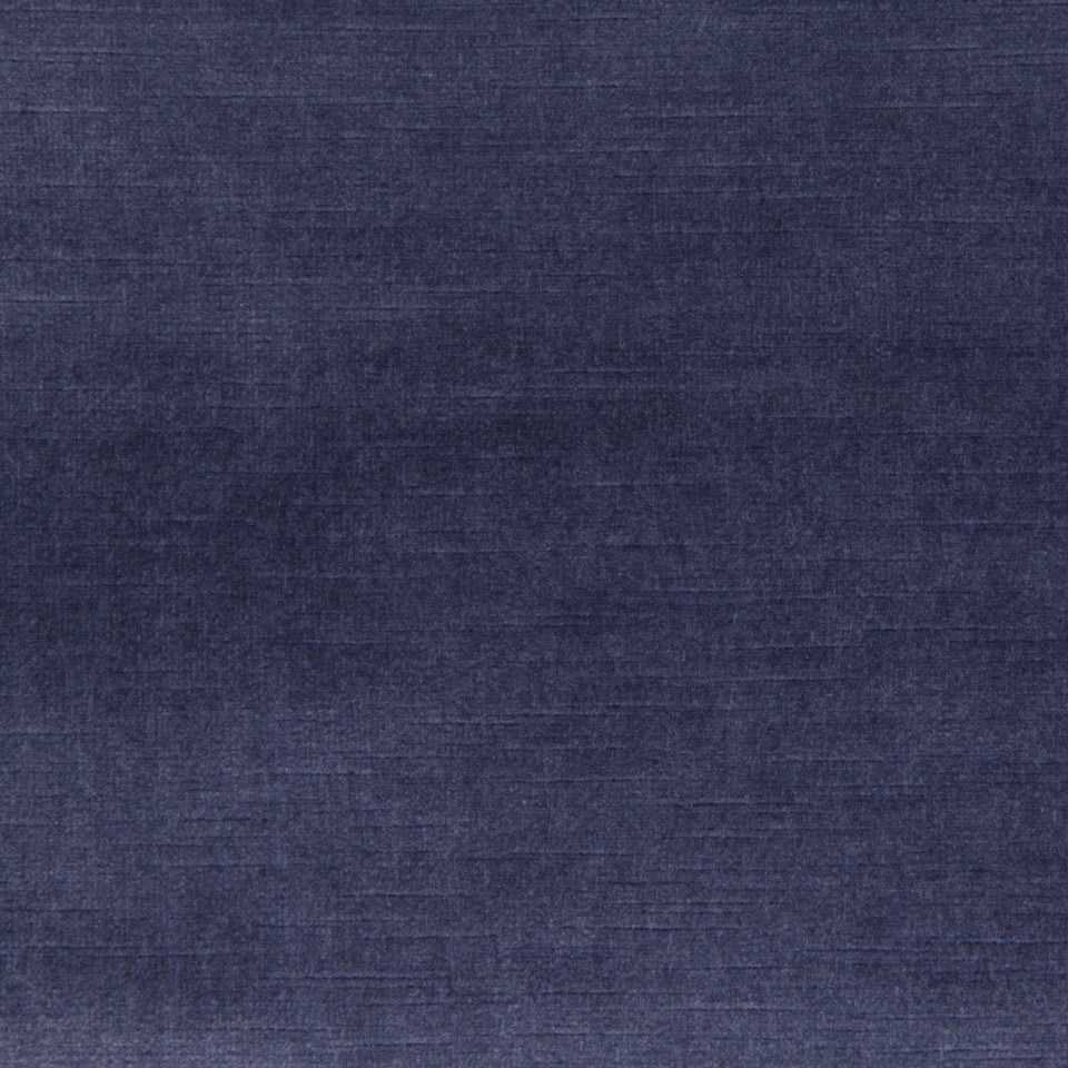 VELVET LUXE Savoy Fabric - Blueberry