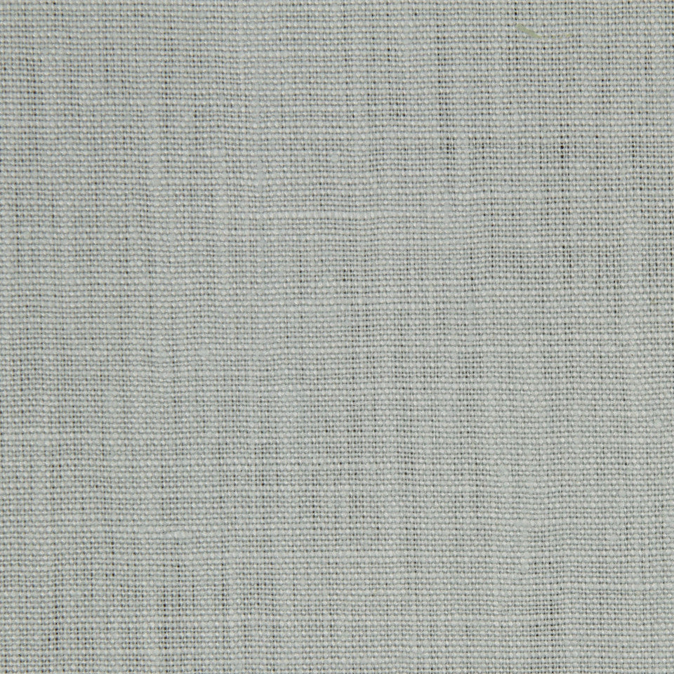 SILVER Linen Luster Fabric - Silver