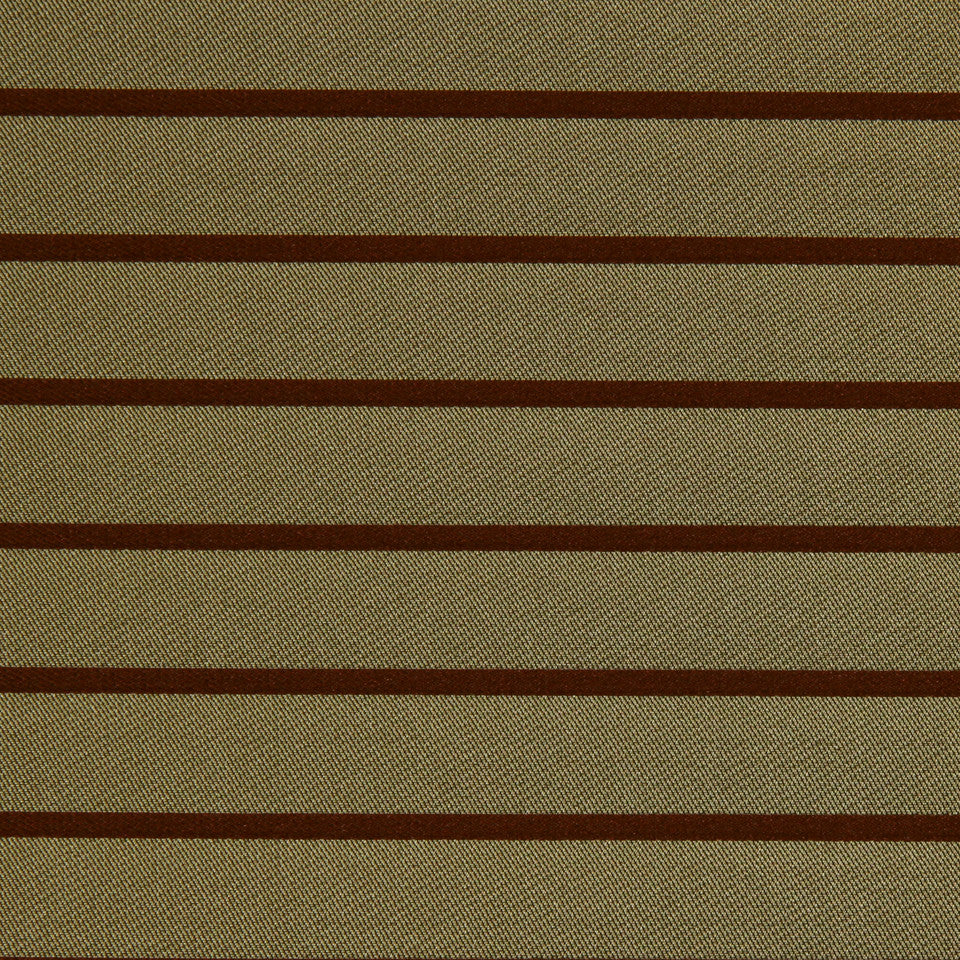 MULTI PURPOSE ECLECTIC MULTI-USE FABRICS Pleated Stripe Fabric - Garnet