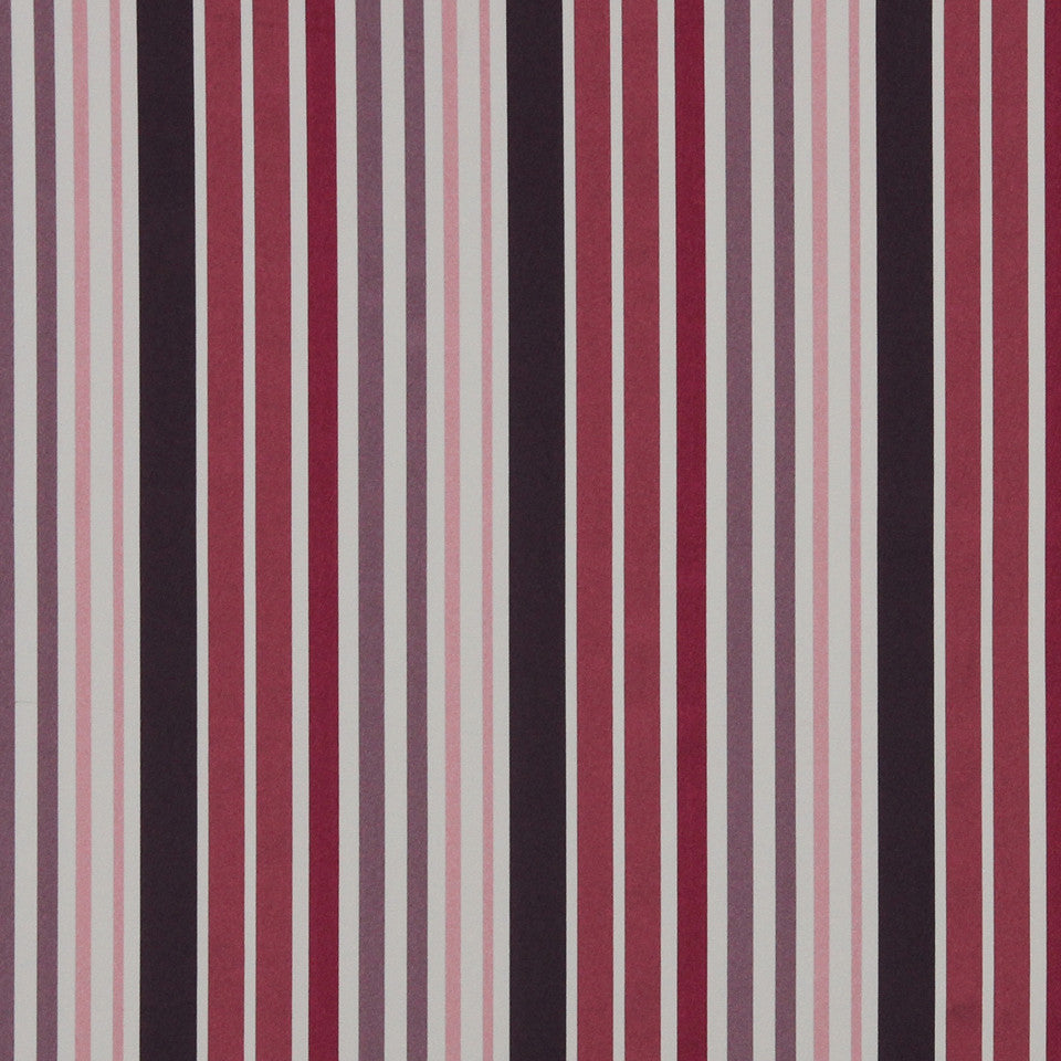 MULTI PURPOSE ECLECTIC MULTI-USE FABRICS Vibrant Stripe Fabric - Orchid