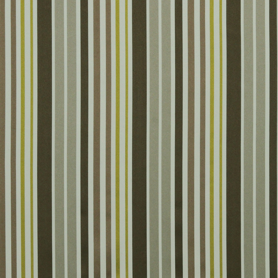 MULTI PURPOSE ECLECTIC MULTI-USE FABRICS Vibrant Stripe Fabric - Citrine