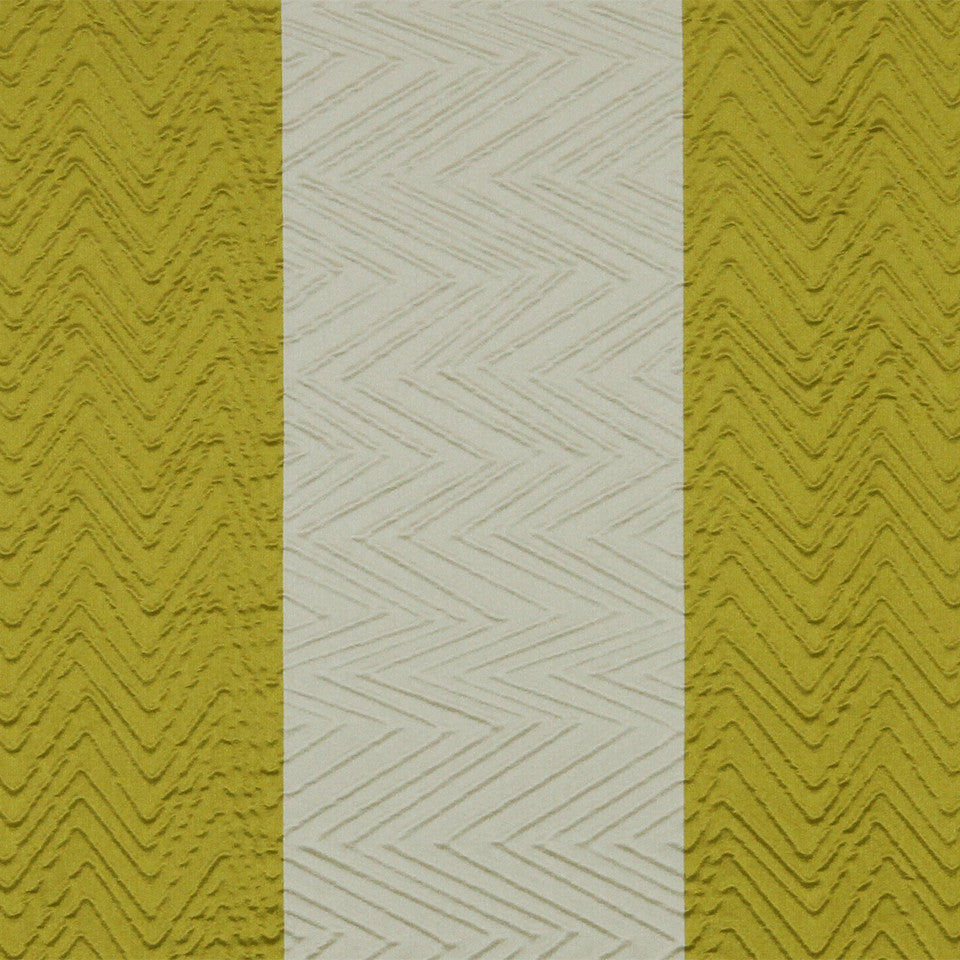 MULTI PURPOSE ECLECTIC MULTI-USE FABRICS Ziggy Pop Fabric - Citrine