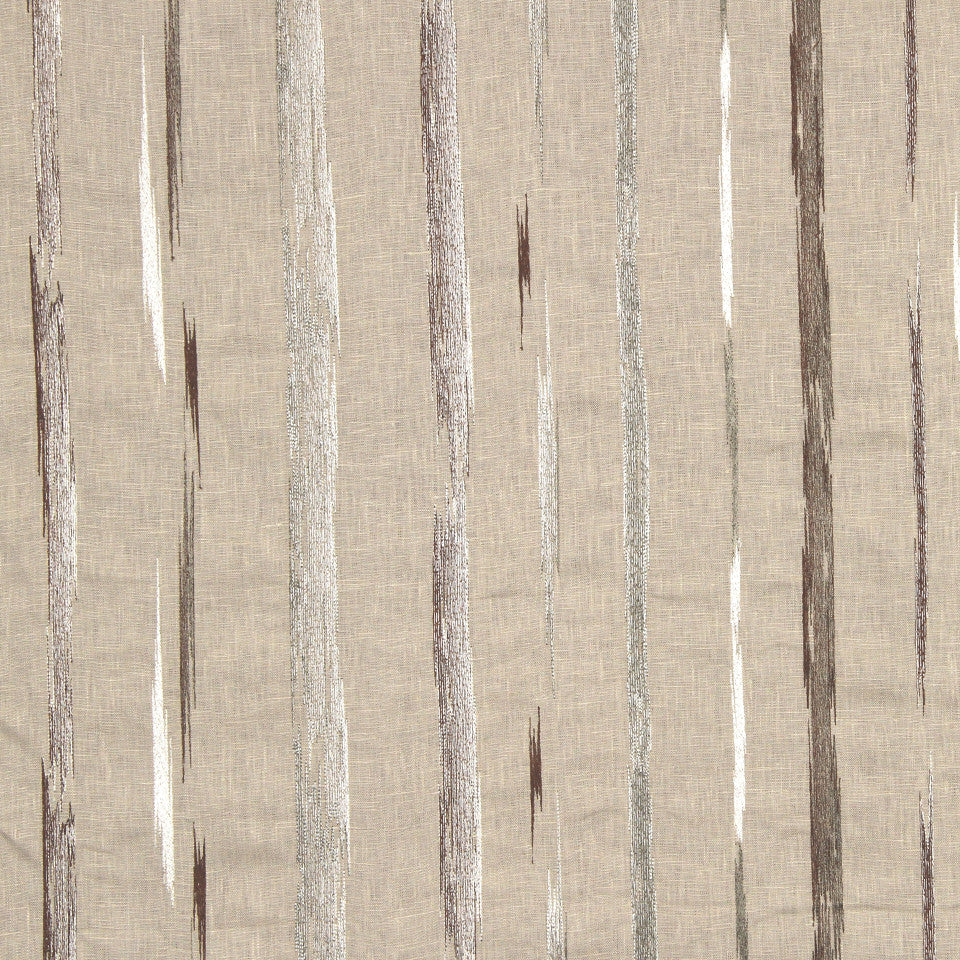 PUMICE-WHITEWASH-FLAX Brushed Up Fabric - Dove