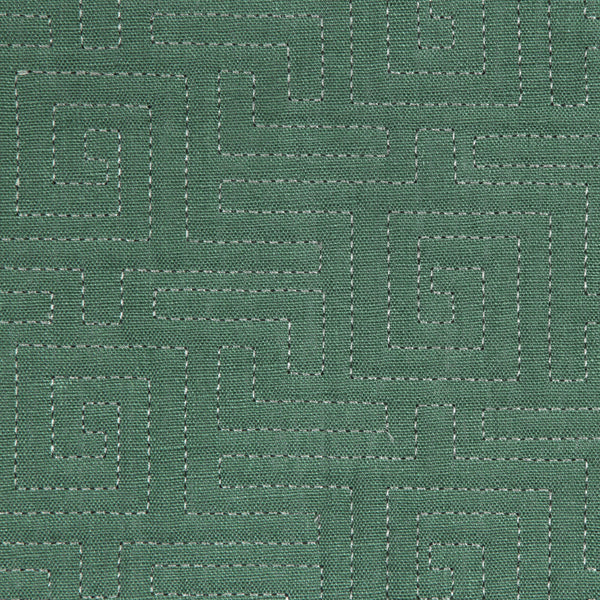 GRAIN-COBBLESTONE-SEA Swink Fabric - Jade