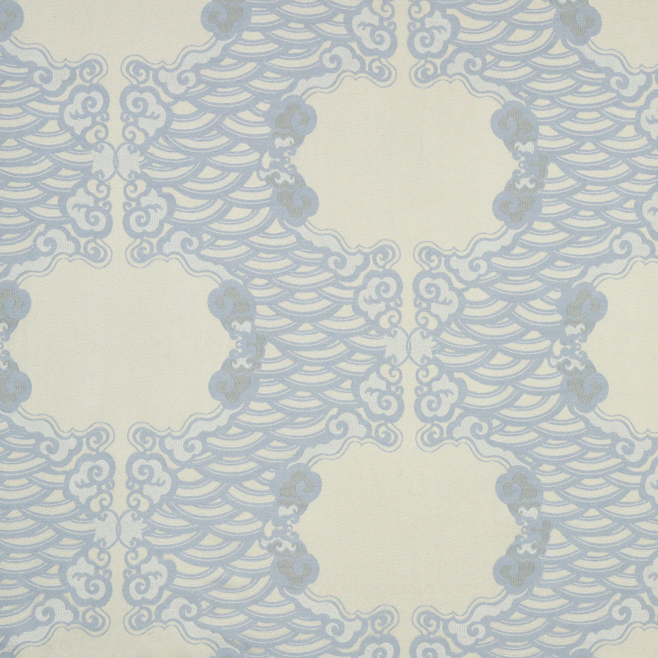 MOONSTONE Tarasque Fabric - Moonstone