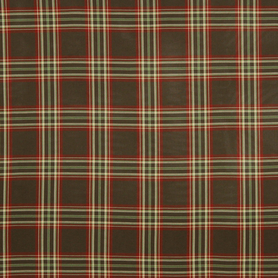 RED HOT High Post Fabric - Red Hot