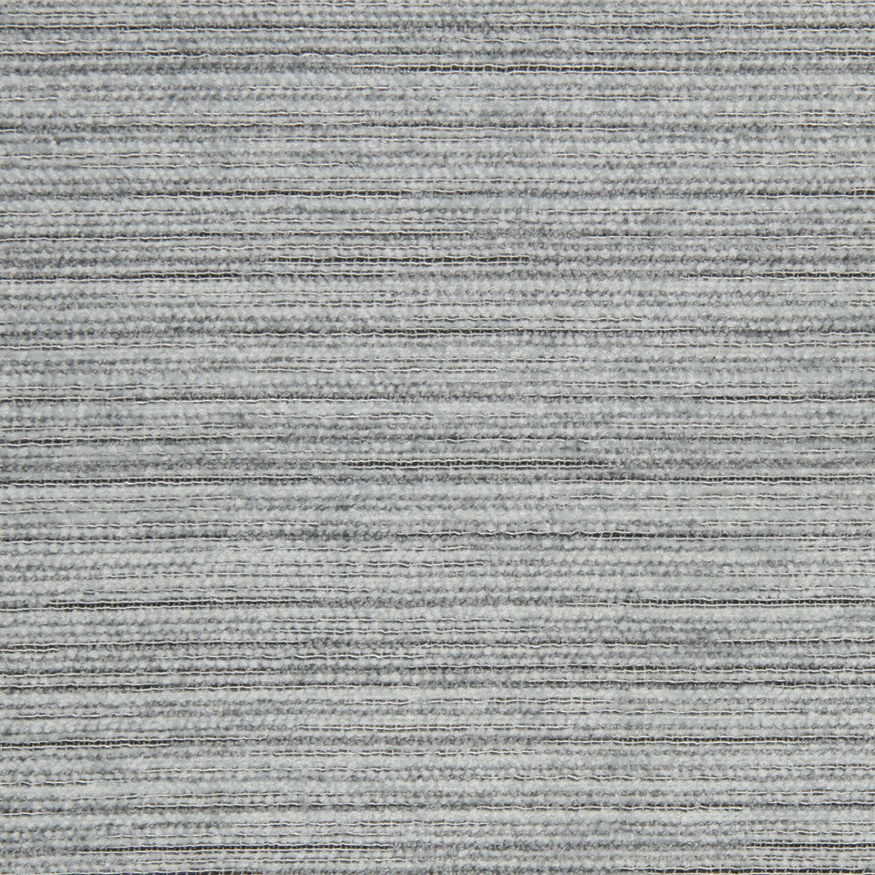 SILVER River Current Fabric - Silver