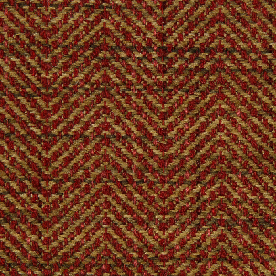 RED HOT Parsburg Fabric - Red Hot