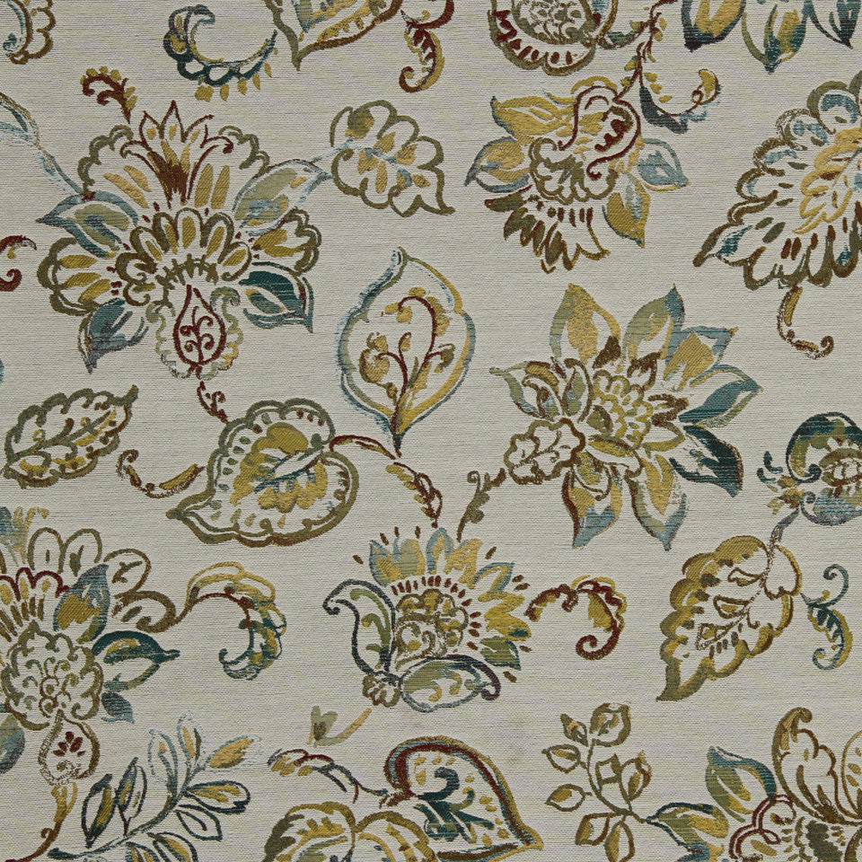 ZEST Eagle Creek Fabric - Zest