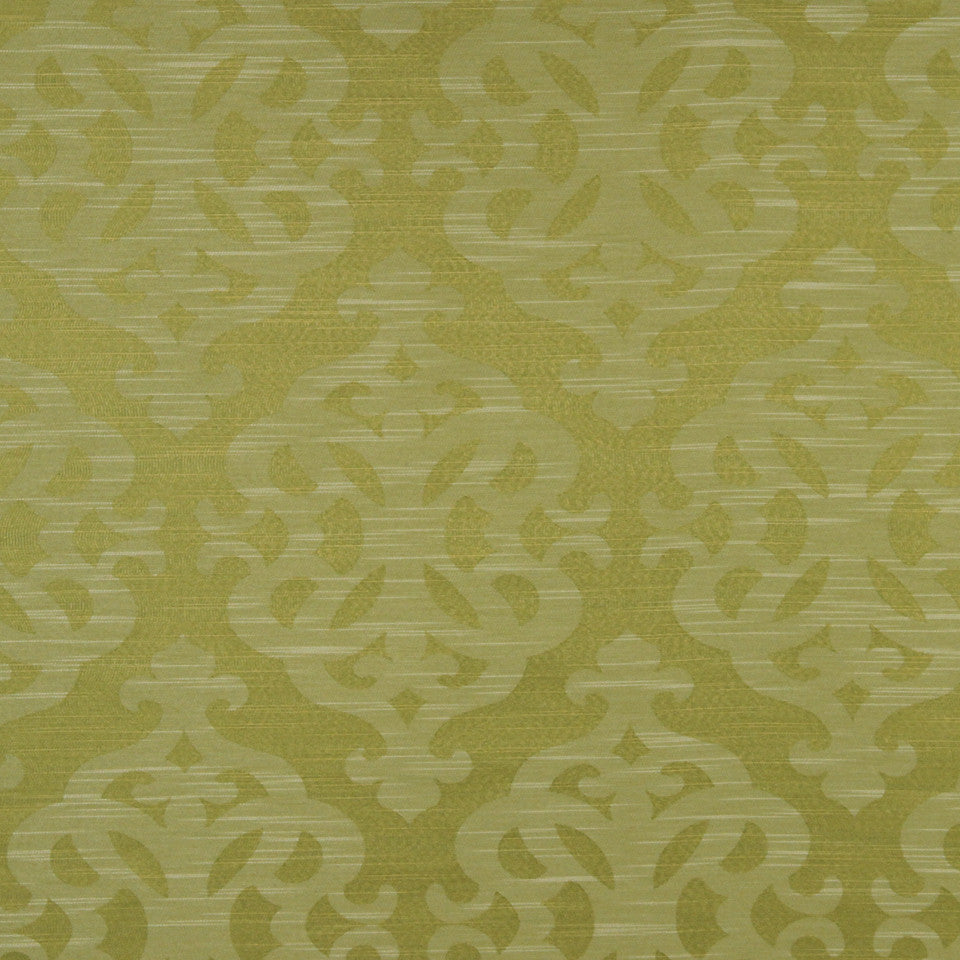 MULTI PURPOSE ECLECTIC MULTI-USE FABRICS Modern Shapes Fabric - Pear