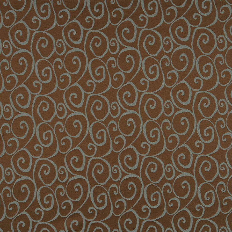 MULTI PURPOSE ECLECTIC MULTI-USE FABRICS Curvy Fabric - Waterfall