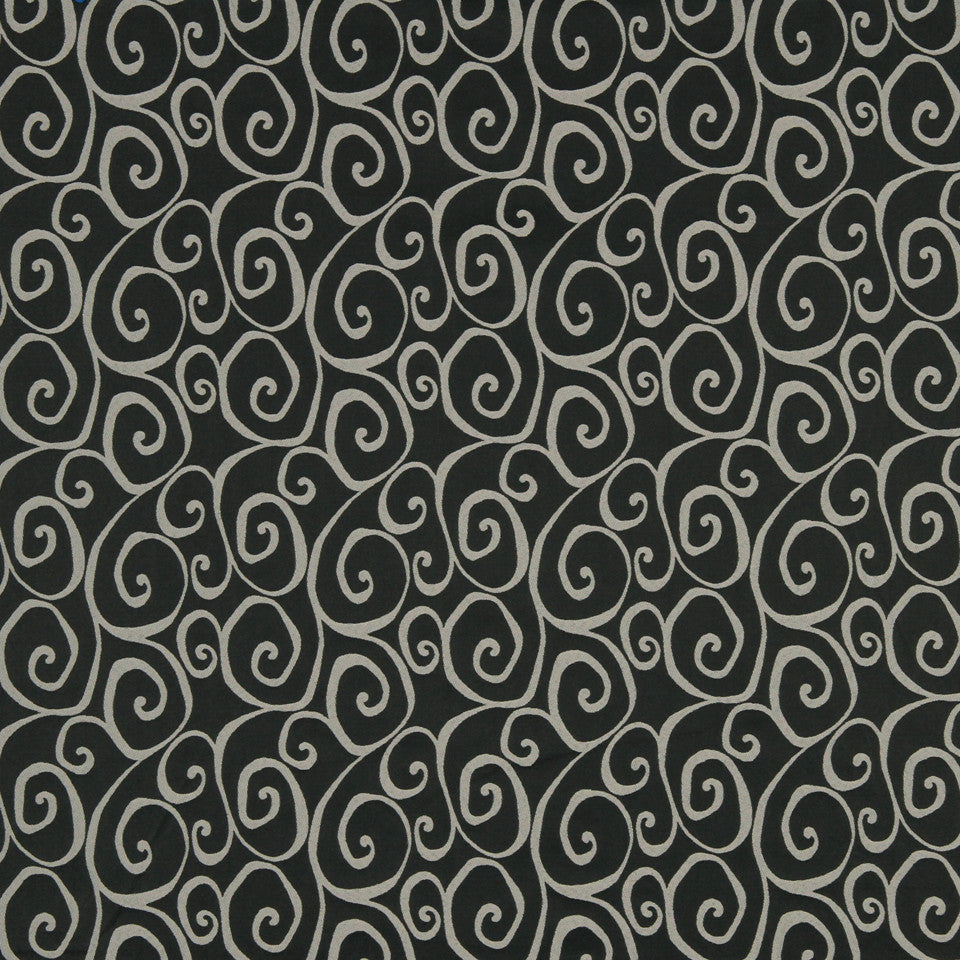 MULTI PURPOSE ECLECTIC MULTI-USE FABRICS Curvy Fabric - Panther
