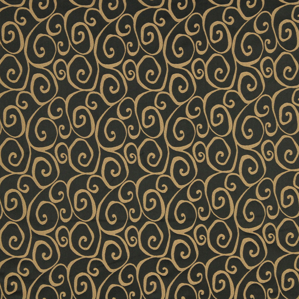 MULTI PURPOSE ECLECTIC MULTI-USE FABRICS Curvy Fabric - Guinness