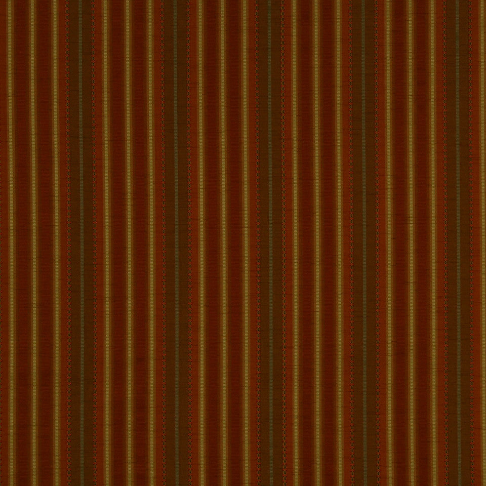 SAFFRON-AUBURN-SIENNA Double Thread Fabric - Sienna