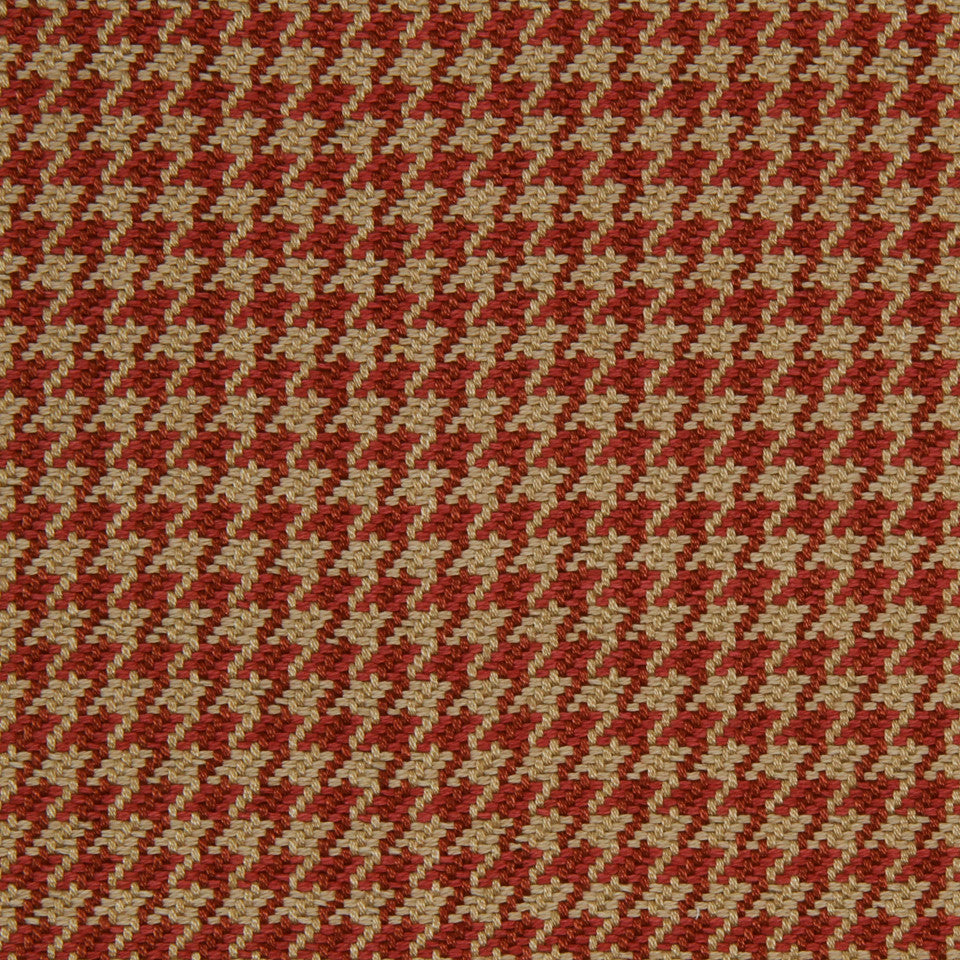 LAVA-RED HOT-GARNET Southdowns Fabric - Red Hot