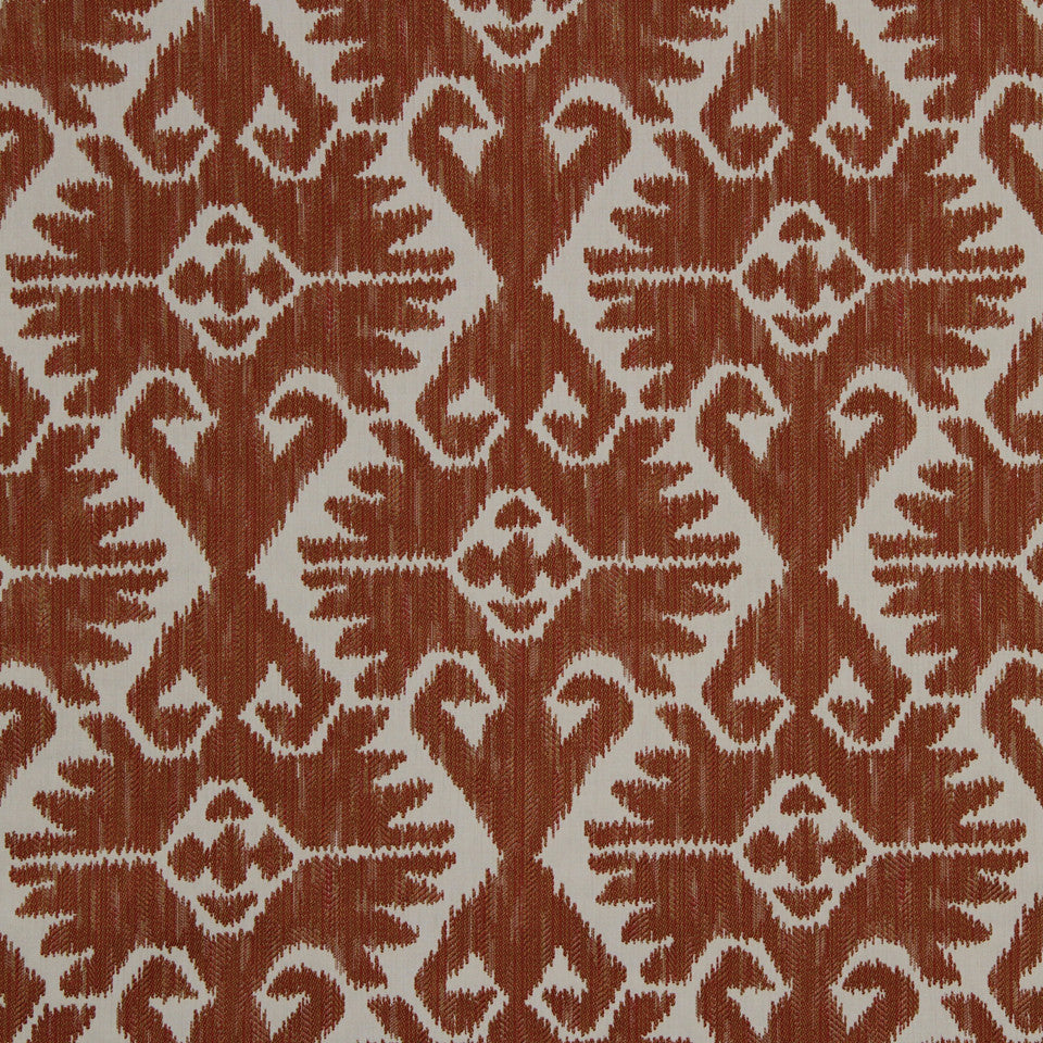 SAFFRON Country Cabin Fabric - Saffron