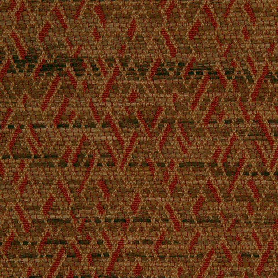 RED HOT Jones Creek Fabric - Red Hot